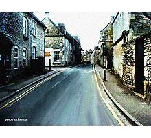 English Village Photographic Print