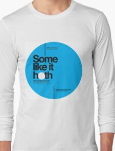 Star Wars: Some like it hoth Long Sleeve T-Shirt