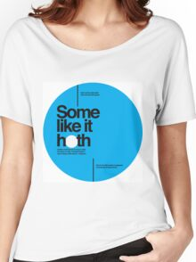 Star Wars: Some like it hoth Women's Relaxed Fit T-Shirt