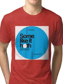 Star Wars: Some like it hoth Tri-blend T-Shirt