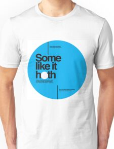 Star Wars: Some like it hoth Unisex T-Shirt