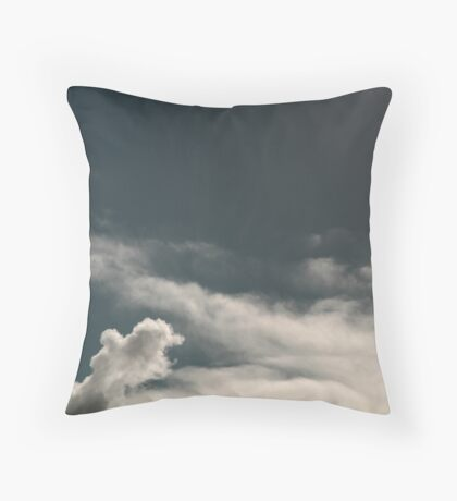 The Gleaming. Throw Pillow