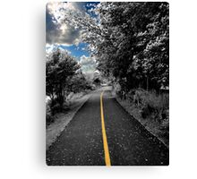 Happy Trails To You Canvas Print