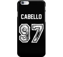 Cabello '97 (B) iPhone Case/Skin