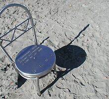 Poetry Chair by Tom  Reynen