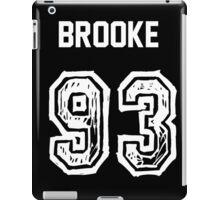 Brooke'93 (B) iPad Case/Skin