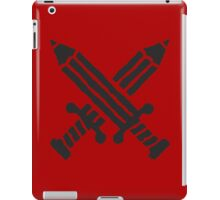 War Of Art iPad Case/Skin