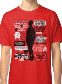 Archer - Cheryl Tunt Quotes Classic T-Shirt