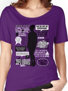 Archer - Cheryl Tunt Quotes Women's Relaxed Fit T-Shirt