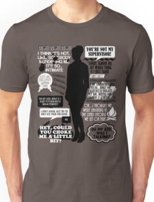 Archer - Cheryl Tunt Quotes Unisex T-Shirt