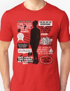 Archer - Cheryl Tunt Quotes Unisex T-Shirt