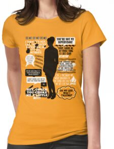 Archer - Cheryl Tunt Quotes Womens Fitted T-Shirt