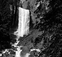 Vernal Fall by Benjamin Padgett