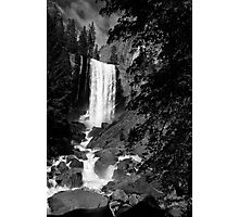 Vernal Fall Photographic Print