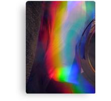 Prismatic Pyroclast Canvas Print