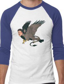Del Griffin Men's Baseball ¾ T-Shirt