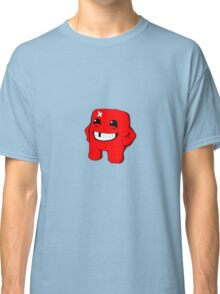 Super Meat Boy is Tough Classic T-Shirt