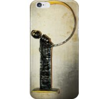 Abstract Iron Works iPhone Case/Skin
