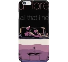 Your Forever is All That I Need iPhone Case/Skin