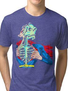 Super Skull Tri-blend T-Shirt