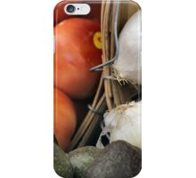 Manuel Salsa iPhone Case/Skin