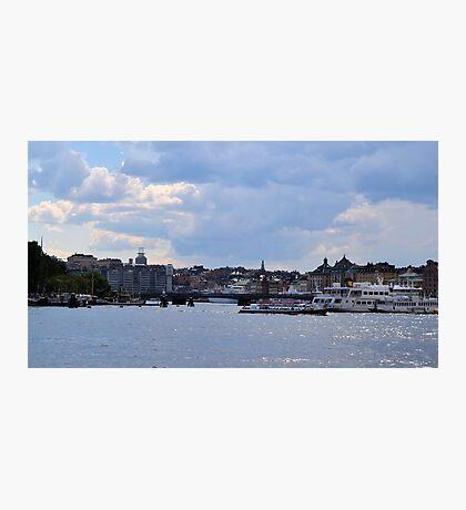 Stockholm, Gamla Stan Photographic Print