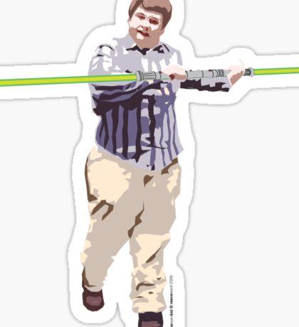 Star Wars Kid Sticker