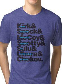 jet trek - ToBoldlyRock! Tri-blend T-Shirt