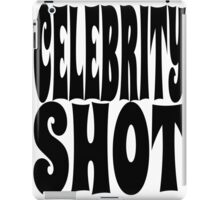 Celebrity Shot | OG Collection iPad Case/Skin