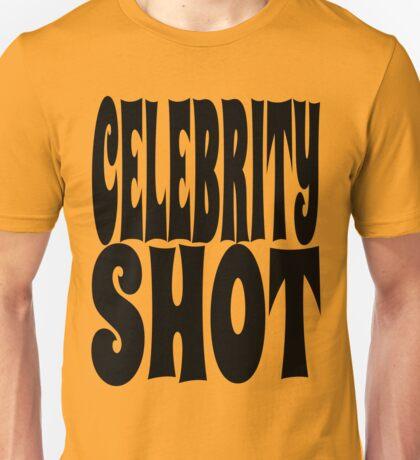 Celebrity Shot | OG Collection Unisex T-Shirt