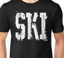 SKI [White Ink] | OG Collection Unisex T-Shirt