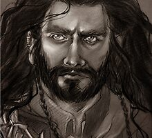 Thorin Oakenshield - DoS by Angelica Arfini