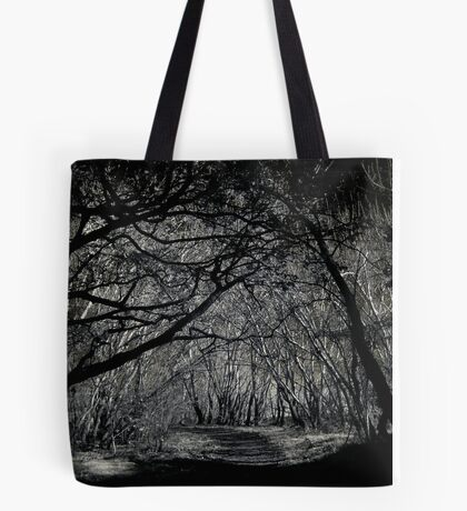 O! Wanderers in the shadowed land Tote Bag
