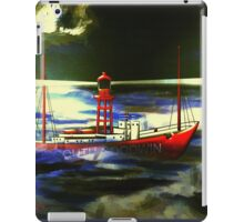 The South Goodwin Light Vessel - all products except duvet iPad Case/Skin
