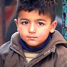 arab boy in bethlehem by johnnabrynn