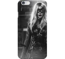 Arrow - Black Canary iPhone Case/Skin