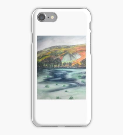 Frost below the Craig iPhone Case/Skin
