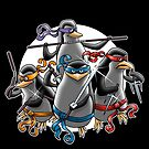 Teenage Mutants Paramilitary Penguins by Fuacka