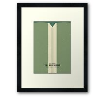 The Lord of the Rings: The Return of the King Framed Print