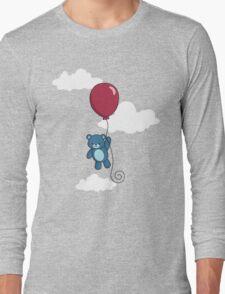 Teddy on Balloon big T-Shirt