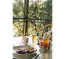 An Aussie breakfast Photographic Print