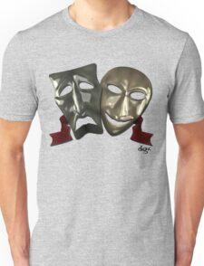 2Faced Unisex T-Shirt
