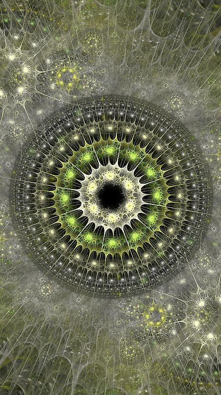 Cosmic Eye by Cameron Gray