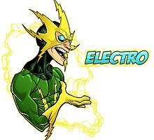 Electro by dlxartist