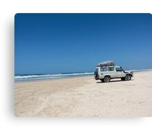 Sand Highway  Canvas Print
