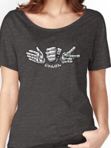 Paper Rock Scissors Women's Relaxed Fit T-Shirt