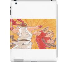 Ken vs. Ryu iPad Case/Skin