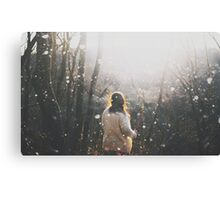 To ashes Canvas Print