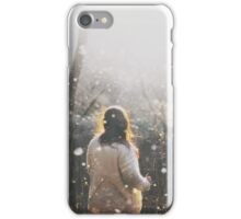 To ashes iPhone Case/Skin