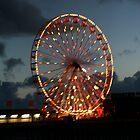 Blackpool Feris wheel by Chris Wilson